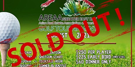AREAA Greater East Bay 1st Annual Golf Tournament tickets