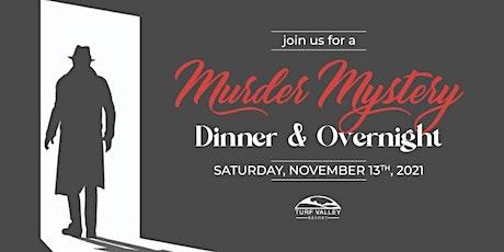 Murder Mystery Overnight - Ellicott City MD tickets