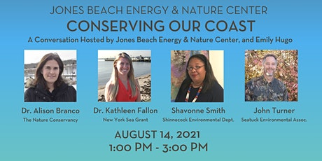 Conserving Our Coast (Virtual) tickets
