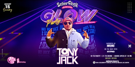 Senor Frog's Glow Party tickets