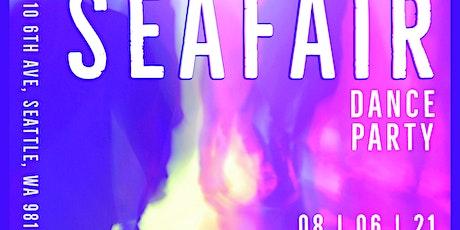 Nautical Nonsense! Friday Seafair kickoff party, Open bar &  DJ's 8 - late tickets