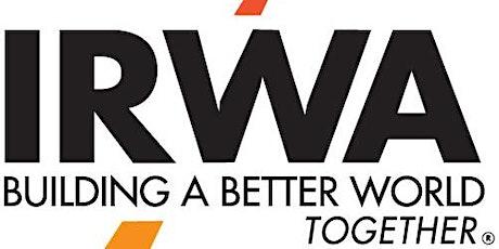 IRWA - Chapter 62 2021 Fall Classic Golf Tournament tickets