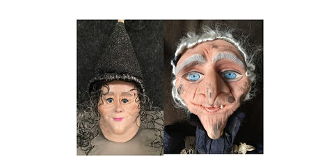 Sculpt a Kitchen Witch on a Wooden Spoon. Must be 16yrs and over. tickets