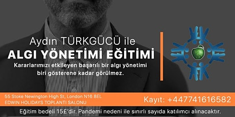 Örneklerle Algı Yönetimi (Aydın Türkgücü) tickets