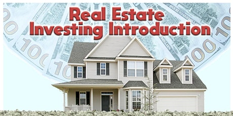 Start learning about Real Estate investing. It's the perfect time tickets