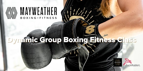 FREE Mayweather Boxing + Fitness Group Boxing Class tickets