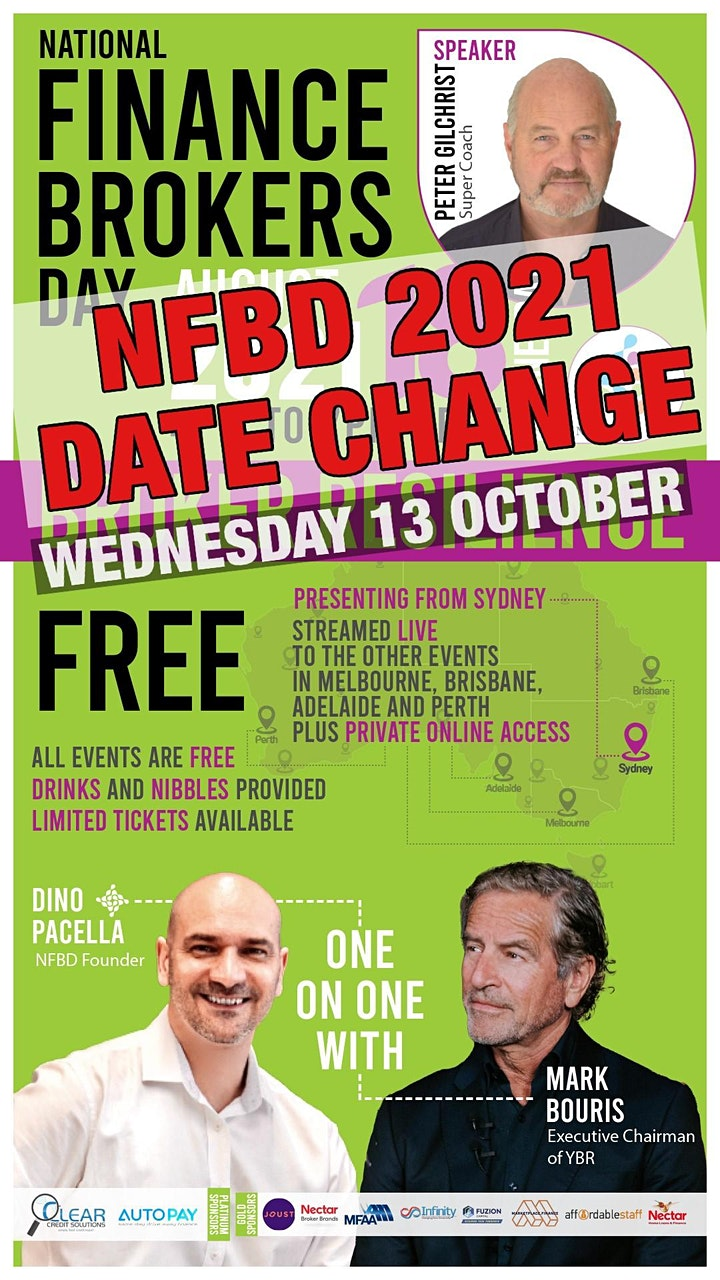 National Finance Brokers Day - ADELAIDE image