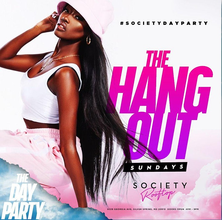 The Hangout - Society Sunday Day Party image