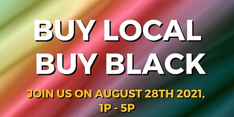 August - Buy Local, Buy Black! Pop Up Shop x Back to School Drive! tickets