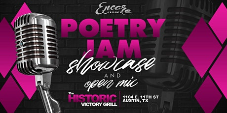 Poetry Jam | Open Mic and After-Party 9.3 tickets