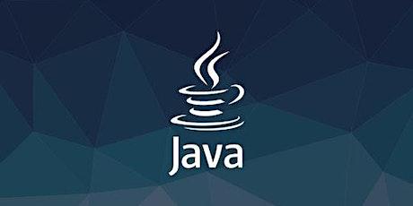 Online: Java Basics (for Grades 6-12) tickets