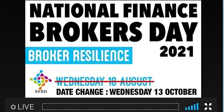 National Finance Brokers Day - Private Live Streaming Link ONLY tickets