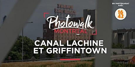 Photowalk au Canal Lachine et Griffintown avec 16/42 tours billets