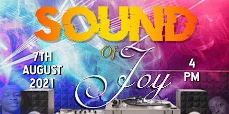 Sound of Joy Concert tickets