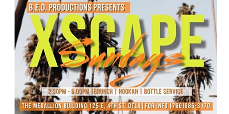 Xscape Sunday Brunch tickets