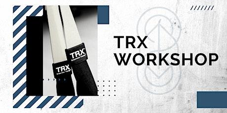TRX Workshop tickets