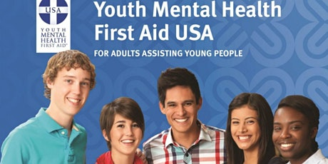 Youth Mental Health First Aid-For people living & working in King County WA tickets