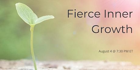Fierce Inner Growth tickets