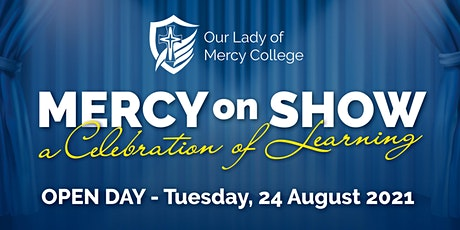 Mercy on Show - Open Day Tours tickets