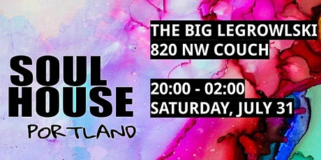 Soul House w/ Aloso, Bergmönch, OG Wizzz and Nate Aries tickets