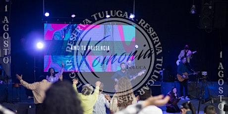 REUNIÓN PRESENCIAL - DOMINGO 1 AGOSTO boletos