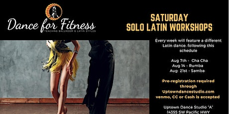 Solo Latin Workshops tickets
