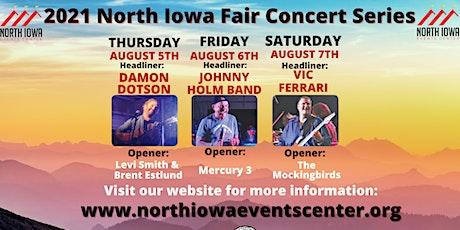North Iowa Fair Concert Series - All Access Pass tickets