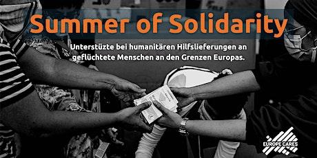 Summer of Solidarity | Frankfurt Hilft Tickets