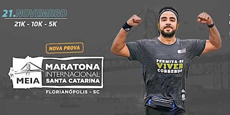 Meia Maratona Internacional de Santa Catarina - 2021 - Equipe Gruppen ingressos