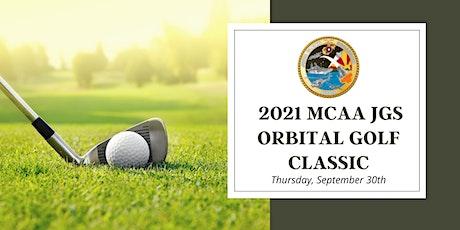 2021 MCAA JGS Orbital Golf Classic tickets