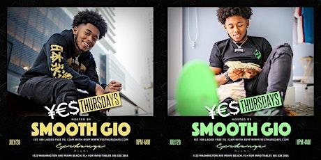 YES Thursdays tickets