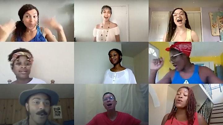 Dario et La Diablesse: A Caribbean Musical - in Development image