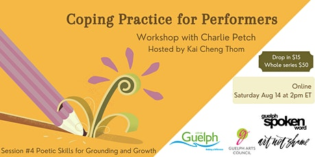 Coping Practice for Performers with Charlie Petch tickets