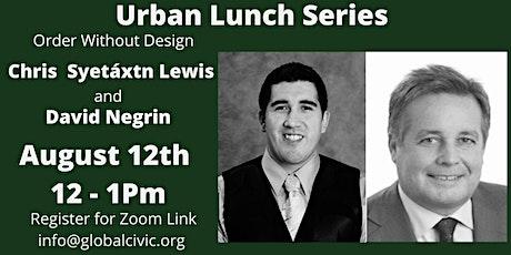 Urban Lunch Series tickets