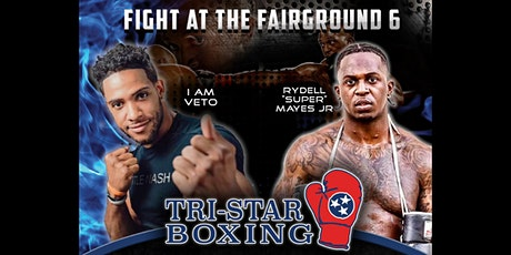 Fights at the Fairgrounds 6 tickets