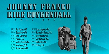 Johnny Franco Band & Mike Coykendall at The Grove House tickets