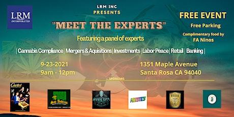 LRM Inc Presents Meet the Experts tickets