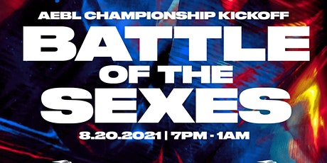That Game Social presents Battle of the Sexes! tickets