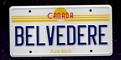 Belvedere Canadian Tour tickets