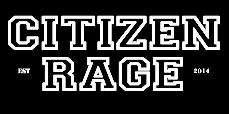 HRBrewCo Presents: Citizen Rage w/ Sessions + Shithawk tickets