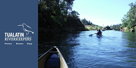 Tualatin-Willamette Confluence Narrows Paddle tickets