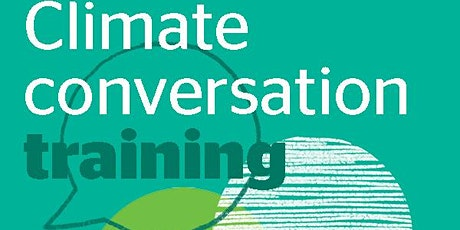Great Conversations: Engaging People in Climate Action tickets