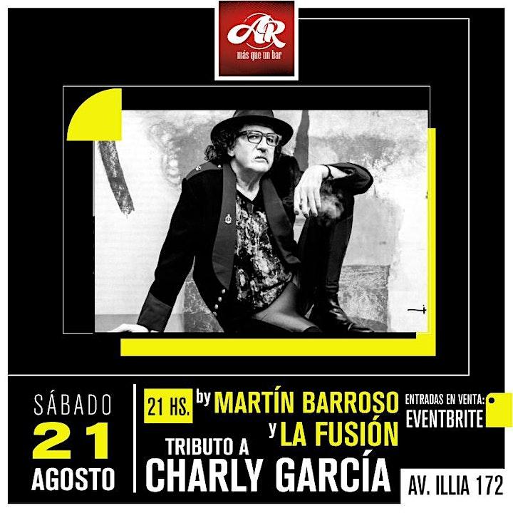 Imagen de Homenaje a Charly Garcia