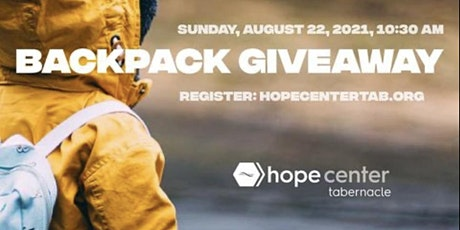 Back to School Sunday & Backpack Giveaway tickets