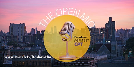 The Open Mic tickets