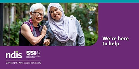 Testing FREE Online Information Session on Understanding the NDIS - English tickets