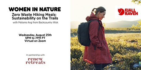Women in Nature: Monthly Series Presented by Fjällräven and Renew Retreats tickets