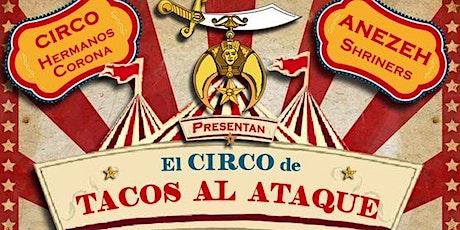 Circo Anezeh Shriners boletos