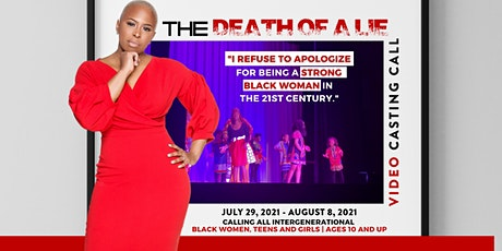 Video Shoot Casting Call -  Black Girls & Women 10 & Up tickets
