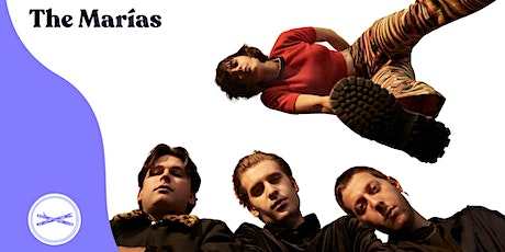 THE MARÍAS + CHONG THE NOMAD + Y LA BAMBA - 9/25 Treefort Main Stage tickets